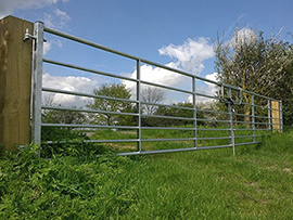 Gate Pair 3660mm (12ft)