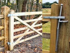 Farm Gates Field Gates Metal Amp Wood