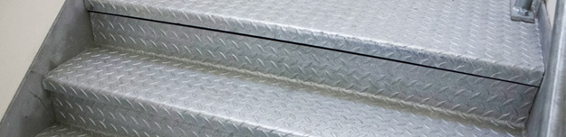 Steel floor plates landing plates stair tread - Intermediate floor casting ...