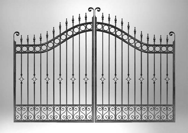 diy metal gate kit