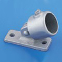 key clamp handrail - WALL SWIVEL SIDE BASE