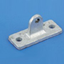 key clamp handrail - WALL BASE ONLY