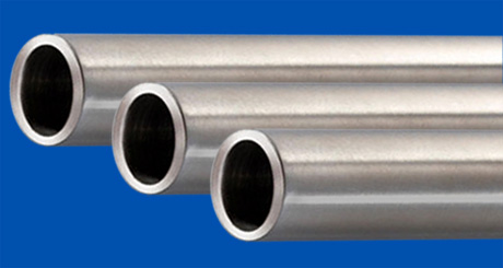 galvanised tube