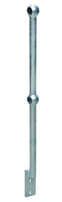key clamp handrail - Galvanised Tube Handrail Standard