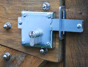 Metal Door Amp Gate Locks Security Locks For Iron Gates Amp Doors