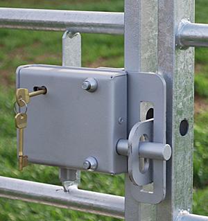 Metal Door Amp Gate Locks Security Locks For Iron Gates