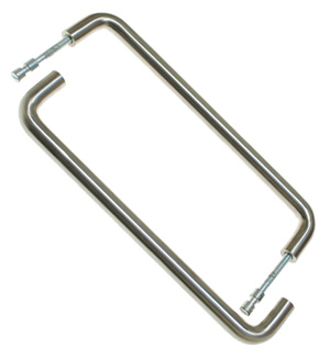 Stainless steel pull handle set