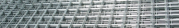 Galvanised Welded Wire Mesh Panels