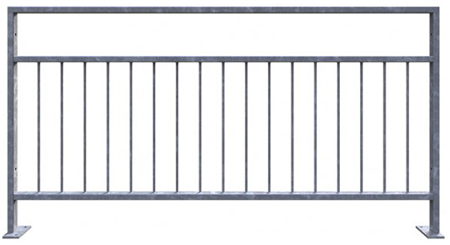 pedestrian safety barrier guardrail 5